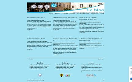 CSND Le blog